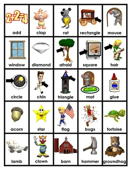 Pocket Picture Vocabulary Flash Cards 201-300