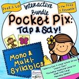 Monosyllabics, Multisyllabics, Apraxia: Pocket Pix