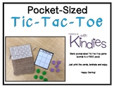 Pocket-Sized Tic-Tac-Toe Game Boards - FREEBIE