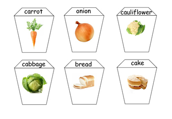 Pocket Vocabulary Homework Fun for EAL/ESL/ELL