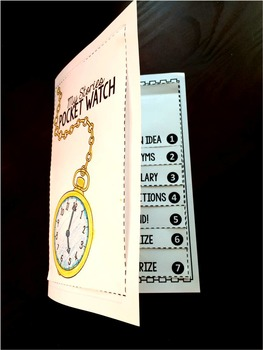 Pocket Watch: An Original Story and Flip Book