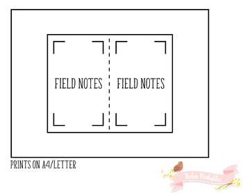 pocket workout tracker traveler notebook refill by robin printables