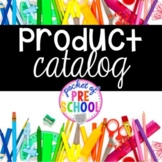 Pocket of Preschool Product Catalog