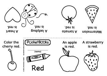 PocketBooks: Red