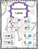 Pocketchart Labels