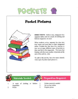 Pockets In Garment Construction Lesson