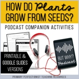 Podcast Activities - Printable & Google Slides - How Do Pl