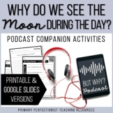 Podcast Activities - Printable & Google Slides - Why Can Y