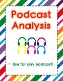 Podcast Analysis - Works for Any Podcast! - Listen and Learn!