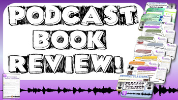 Podcast Book Review!