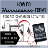Podcast Companion Activities- Printable & Google Slides: H