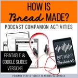 Podcast Companion Activities - Printable and Google Slides
