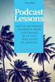 Podcast ELA Lessons- Inferring with Diana Nyad's Story of