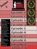 Podcast Learning ~ Mars Patel Mystery Season 2