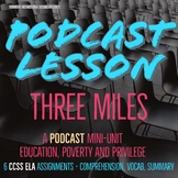 Podcast Lesson- This American Life- Education- CCSS Vocab