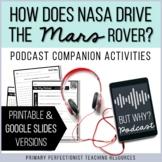 Podcast Companion Activities - Printable & Google Slides -