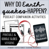 Podcast Activities - Printable and Google Slides - Why Do