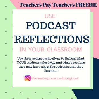 Podcast Reflection