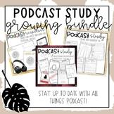 Podcast Study Growing Bundle