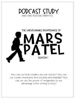 Podcast Study: Mars Patel Season 1