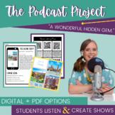 Podcasting - Full PBL Unit