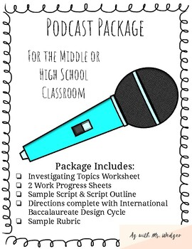 Podcasting Package