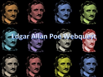 Poe Author Study Webquest