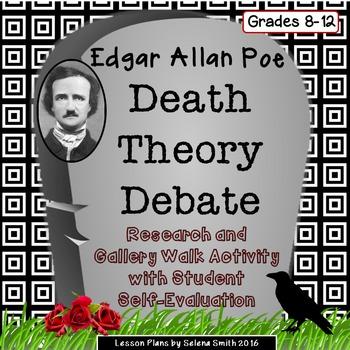 Poe Death Theory Debate