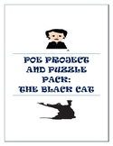 Poe Project and Puzzle Pack: The Black Cat