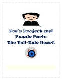 Poe's Project and Puzzle Pack: The Tell-Tale Heart