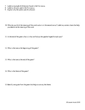 Blackberry-Picking by Seamus Heaney: Poem Analysis Questions