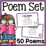Poem Collection - 50 Poems!