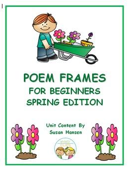 Poetry Writing Beginners: Spring