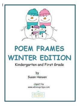 Poetry Writing Beginners: Winter