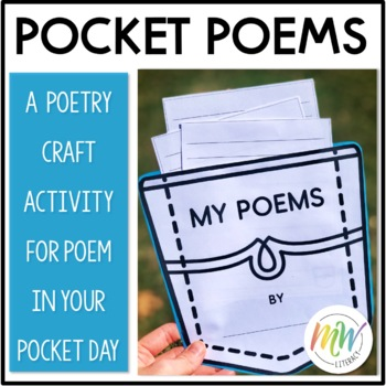 Poem In Your Pocket Activity