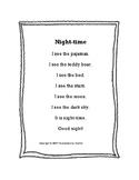 Poem Night-Time