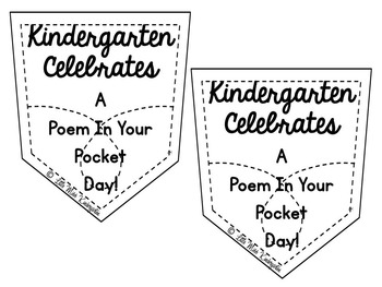 Poem Pockets!