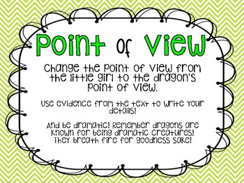 Poem Point of view Writing