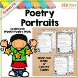 Poetry Analysis:  3 Levels of  Poem Practice for Classwork or Homework!