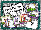 Poem Puzzles MEGA Bundle - Nursery Rhymes