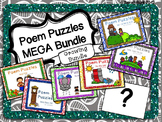 Poem Puzzles MEGA Bundle - Nursery Rhymes
