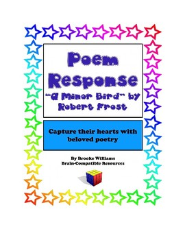 "Poem Response Questions to ""A Minor Bird"" by Robert Frost"