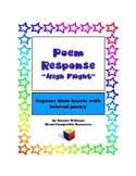 """Poem Response Questions to """"High Flight"""" by John Gillespie"""