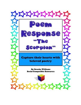 """Poem Response to """"The Scorpion"""" by Hilaire Belloc"""