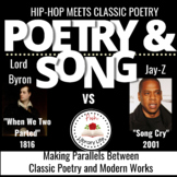 Poem Song Pairings - Hip Hop Meets Classic Poetry