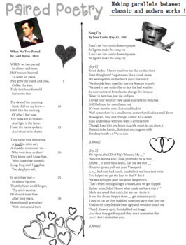 Hip Hop Poetry And The Classics Pdf Answer Key