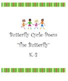 Poem-The Butterfly (K-3)