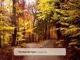 """Poem: """"The Road Not Taken"""" Robert Frost"""