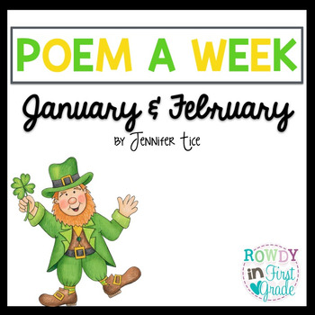 Poem a Week March and April