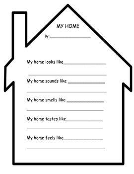 Poem about your Home